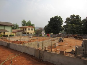 Outpatient Building Site