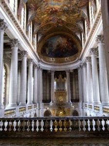 The Royal Chapel inside the palace
