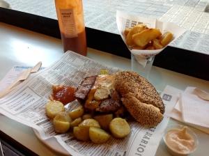 Hamburger Kiosk