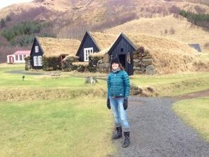 Old turf homes