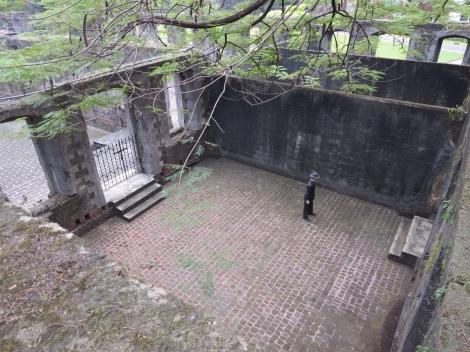 rizal's prison cell
