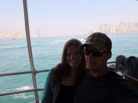 star ferry ride
