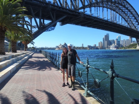 milsons point wharf