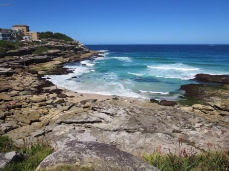 tamarama beach - huge waves