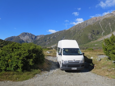 white horse hill campground