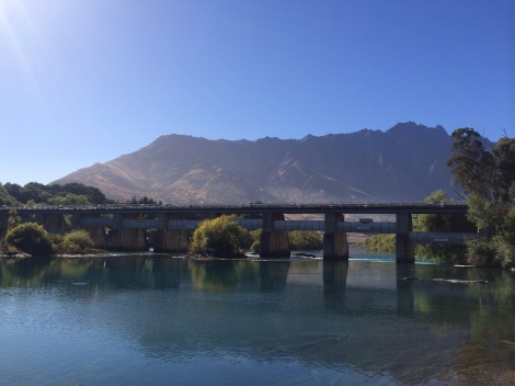 historic kawarau bridge