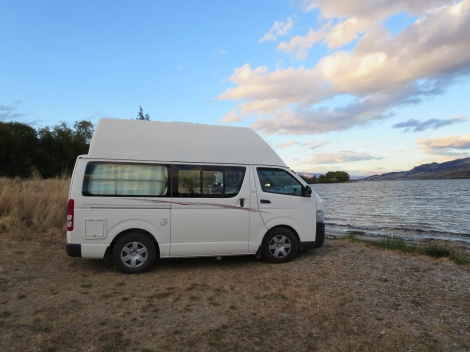 lowburn harbor camping spot