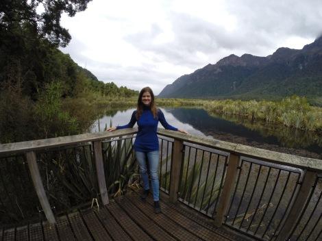 at mirror lakes