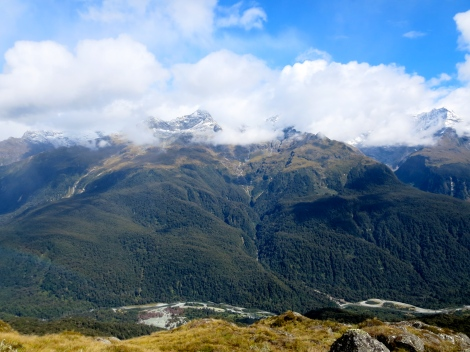 the darran mountains