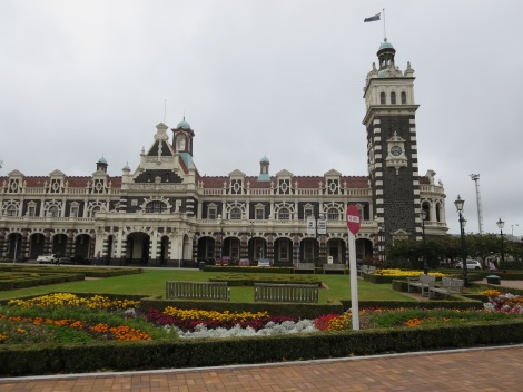 the grand dunedin railway station