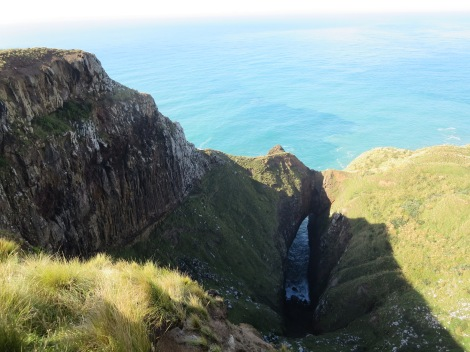 lovers leap…a drop of over 700 feet
