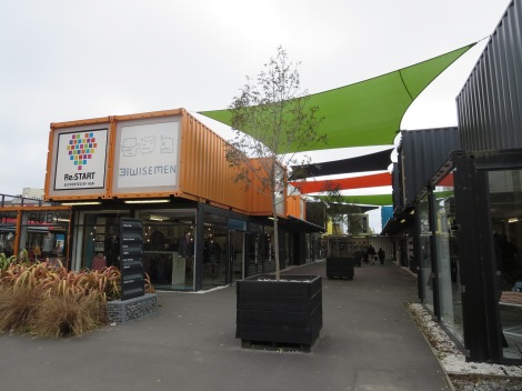 Re:START container mall