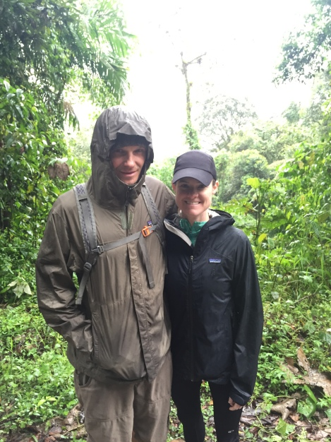 our first rainy day in ecuador