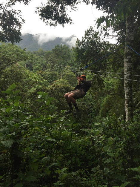 the BEST way to see and experience the cloud forest!