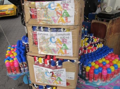 carnival spray